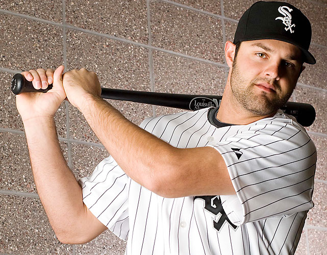 White Sox outfield prospect and brother of White Sox pitcher John Danks.