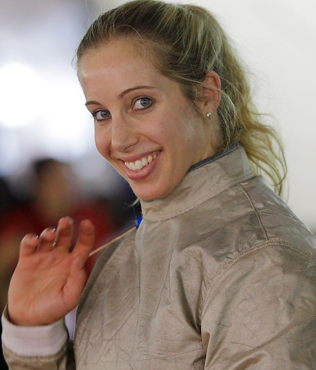 Two-time Olympic fencing champion in sabre. Seven-time world championship medalist.