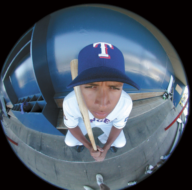 Perhaps the Rangers traded A-Rod to the Yankees because his head was getting too big -- although everything is supposed to be bigger in Texas. Rodriguez won two Gold Gloves and an AL MVP award with Texas before he was shipped to New York.