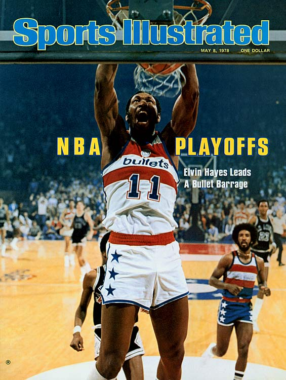 The former top overall pick went on to become a 12-time NBA All-Star with the Rockets and Bullets. He won an NBA Championship in 1978.