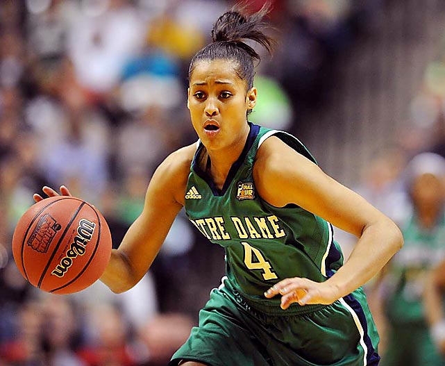 How much effect does the loss of Maya Moore have on Connecticut? The Huskies were picked second in this year's Big East preseason poll --  behind last year's national title runner-up, Notre Dame, which reached the championship game by knocking the Huskies out of the Final Four. The Irish were picked preseason No. 2 nationally, two spots ahead of the Huskies, so conference bragging rights will be on the line in this Big East battle.