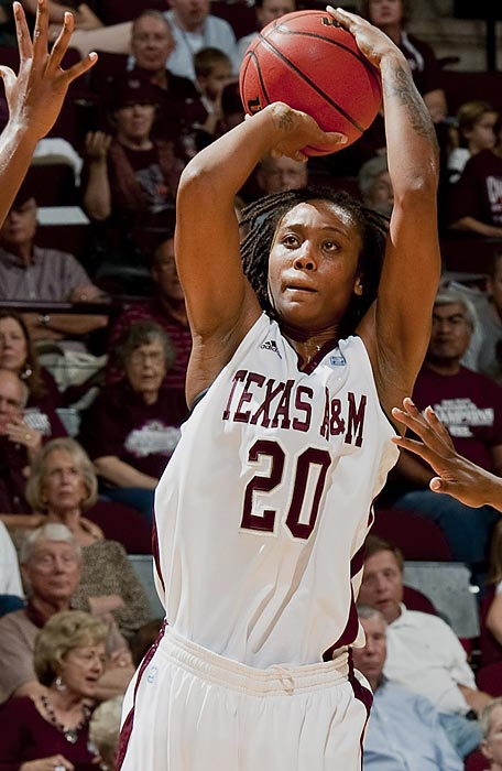 "Texas A&M returns from the program's first national championship as a freshman member of women's basketball's elite. With the return of three starters and 10 letter winners, the Aggies will have to prove their worth with a Dec. 6 meeting with a UConn team originally favored to win A&M's title. ""That little crystal ball right there is not big enough compared to the bull's eye that's going to be on us,"" said A&M coach Gary Blair."