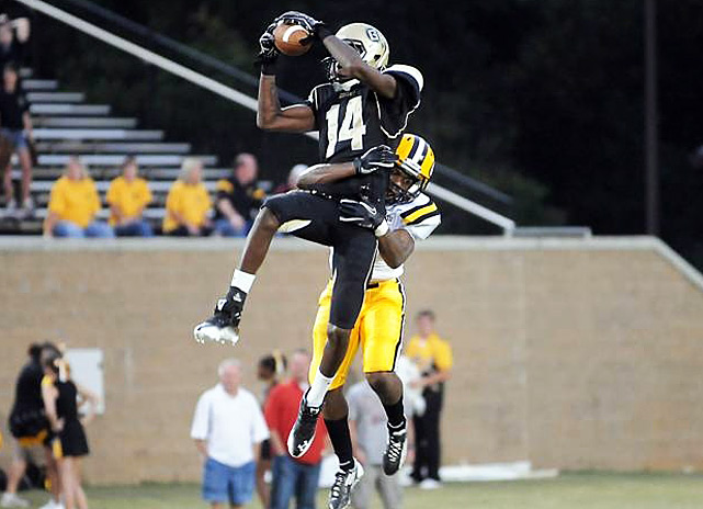 Previous rank:  4  Last game:  42-0 win over Spartanburg (S.C.)  Next game:  TBA   All records through Nov. 6, 2011