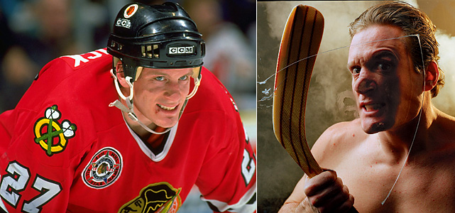 Roenick registered three straight 100-point seasons beginning at age 22, starring for the perennial playoff Blackhawks team before being dealt to the Coyotes for Alexei Zhamnov in 1996. A nine-time All-Star, Roenick would go on to stints with the Flyers, Kings and Sharks before retiring with 513 goals.
