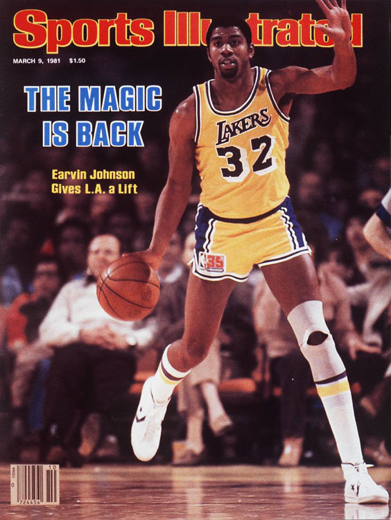 Image result for the magic is back sports illustrated