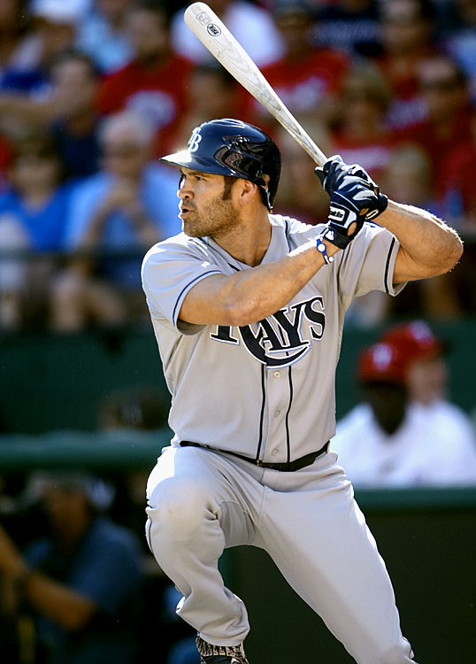 CURRENT TEAM:  RAYS  BEST FIT:  DIAMONDBACKS   Damon's decline has been gentle, and even at his advanced age he remains a relatively productive player. While he is best-suited to a DH role, in which he excelled in his first season with the Rays in 2011, the extremely young Diamondbacks could use a veteran leader and a leftfielder. Damon's defense wouldn't be much of a help, but his character and his bat would, as an upgrade over Gerardo Parra.