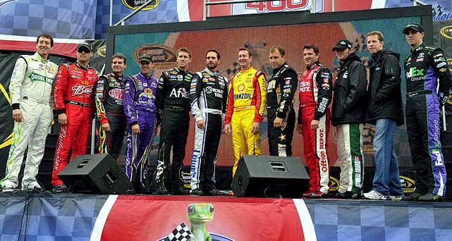 At the beginning of the season NASCAR did away with its old points system, moving to one that essentially awards one point per position in inverse order to the finish. If a driver was 33 points out of first place, it meant he had to best the points leader by 33 positions on the racetrack. There would also be one point, rather than five, for leading a lap, one point for leading the most laps and three points for winning a race. That created an easier to understand system, but it also meant poor finishes were more costly than in the past, leading to some volatility in the standings. In the end, however, NASCAR got just what it wanted -- an incredibly dramatic Chase for the Championship.