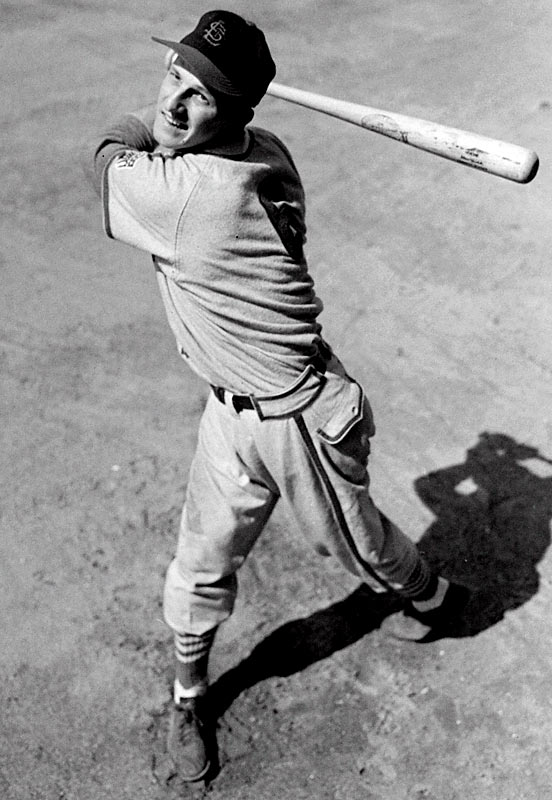 Musial's 22 seasons are non-consecutive because he served in the Navy in 1945, but the first ballot Hall of Famer played his entire career with the Cardinals. He won three World Series, seven batting titles and three MVP awards.
