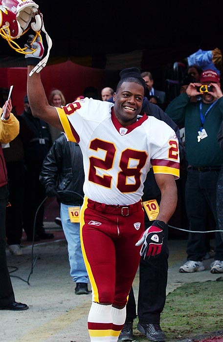 The cornerback won two Super Bowls and played in seven Pro Bowls during his career.