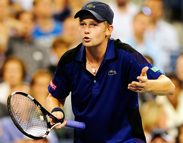 Golubev was the ATP's Most Improved Player in 2010 but lost 18 straight matches at one point in 2011. The Kazakh fell in the first round of every Slam on his way to a 6-26 record.