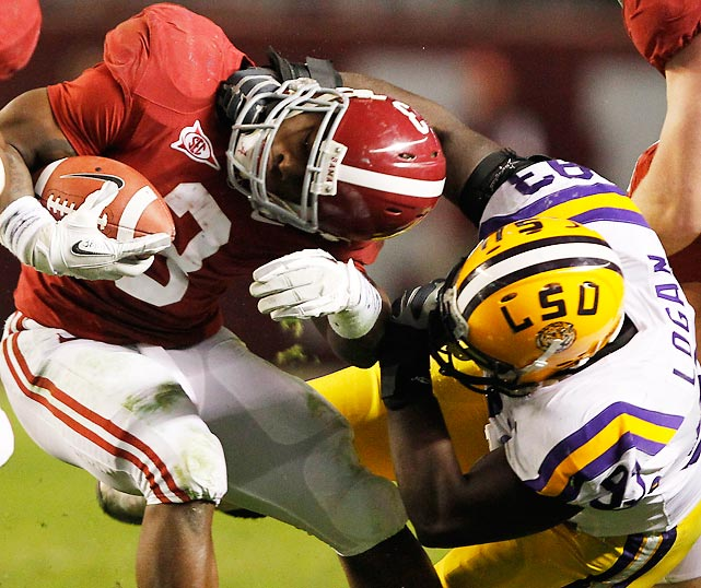 "It may not have delivered fully on the ""Game of the Century"" hype, but LSU-'Bama was a dramatic, closely fought battle of wills befitting a game with stakes this high. Alabama failed to score in overtime, and LSU maintained the inside-track to the national title game on a 25-yard game-winning field goal. Neither team reached the end zone in Tuscaloosa, but Alabama came up short after missing four field goals."