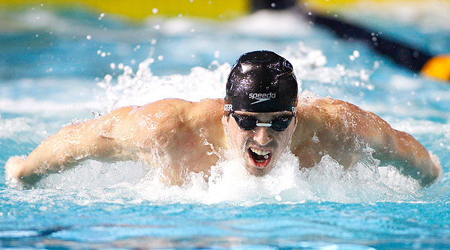 Davis Tarwater grabbed an American record in the 200m butterfly as well, and finished second to Hungarian sensation Laszlo Cseh.