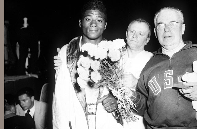 After winning Olympic gold in Finald, Patterson became the youngest heavyweight champion in history (a record later felled by Mike Tyson) -- and the first to regain his title after losing it.