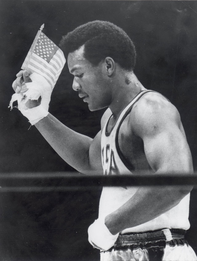 Foreman enjoyed two stints as world heavyweight champion -- in the 1970s and, improbably, in the '90s -- after winning the gold medal in Mexico City.