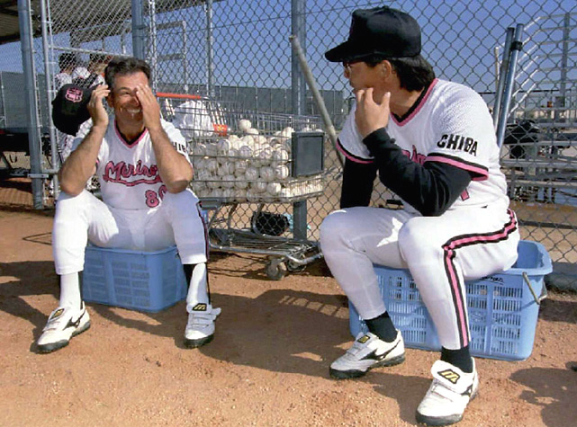 In 1995, Valentine went to Japan to manage the Chiba Lotte Marines, the first American to make such a move. Despite a second-place finish, he was fired due to conflicts with the team's general manager.