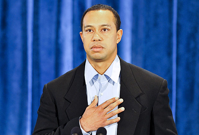 Golf's greatest active player was reduced to tabloid cannon fodder after he crashed his SUV outside his mansion in Florida in the wee hours of the morning. In the wake of the accident came a flood of revelations that Woods had been conducting a string of elaborately-arranged adulterous affairs behind the back of his wife, Elin. Woods' many mistresses came forth with salacious stories and text messages they'd received from him, and the superstar withdrew from the PGA Tour to enter sex rehabilitation. The scandal ultimately cost Woods his marriage and, quite possibly, his ability to dominate his sport.