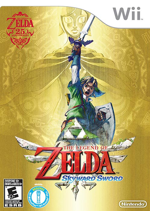 Skyward Sword is arguably the best Zelda game ever, and without a doubt the best game at incorporating the Wii motion controller.