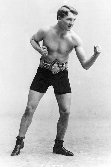 """The Welsh Wizard"" won the world lightweight championship and was stopped just once in more than 160 fights (by the legendary Benny Leonard)."