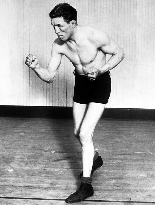 Ranked by longtime  Ring Magazine  editor Nat Fleischer as the fourth-best welterweight of all time, Lewis had his first fight at 14 and was a champion by 18. He waged one of the all-time great rivalries with Jack Britton: they fought 20 times and traded titles several times.