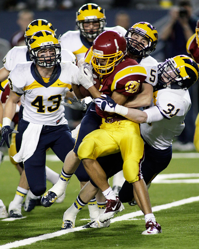 Previous rank:  5  Last game:  Beat O'Dea (Wash.), 35-16  Next game:  Season complete   All records through Dec. 12, 2011