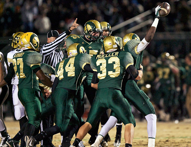 Previous rank:  10  Last game:  Beat Walton (Ga.), 24-0  Next game:  Season complete   All records through Dec. 12, 2011