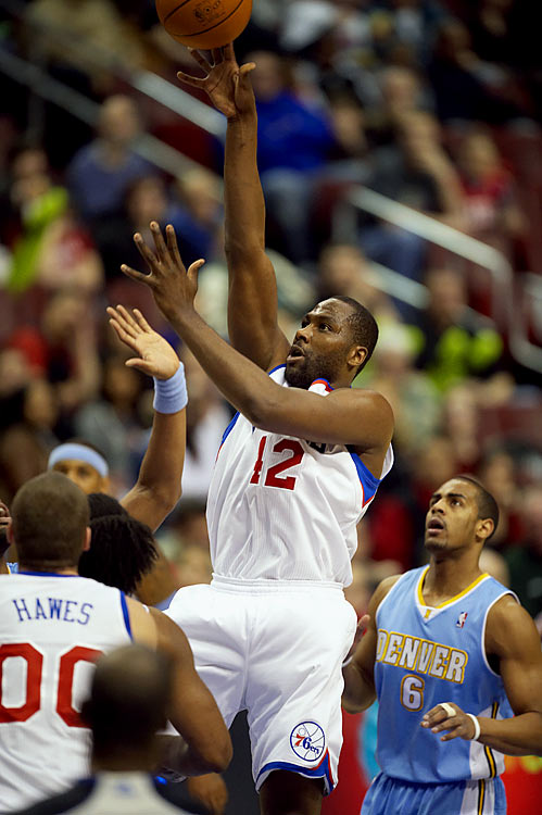 Brand's numbers dipped at the beginning of the 2011-12 season, but his Sixers sky-rocketed to a 7-2 start. Will he stay put and exercise his option, or will he enter the free-agent market?