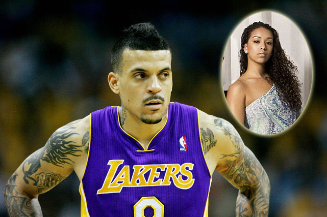 "The Lakers forward was engaged to Govan, but after a dropped domestic violence charge and a postponed wedding, they called it quits. Govan remains one of the non-basketball wives on VH1's reality show, ""Basketball Wives L.A.,"" with her sister, Laura (see slide 7)."