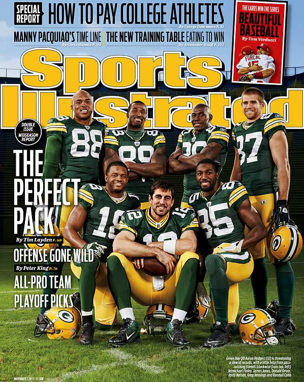 Behind an MVP-caliber season from Aaron Rodgers the Packers are the eighth NFL team to start a season 13-0. The defending Super Bowl Champions still have some football to play, but here's what those fast starts led to for their predecessors.