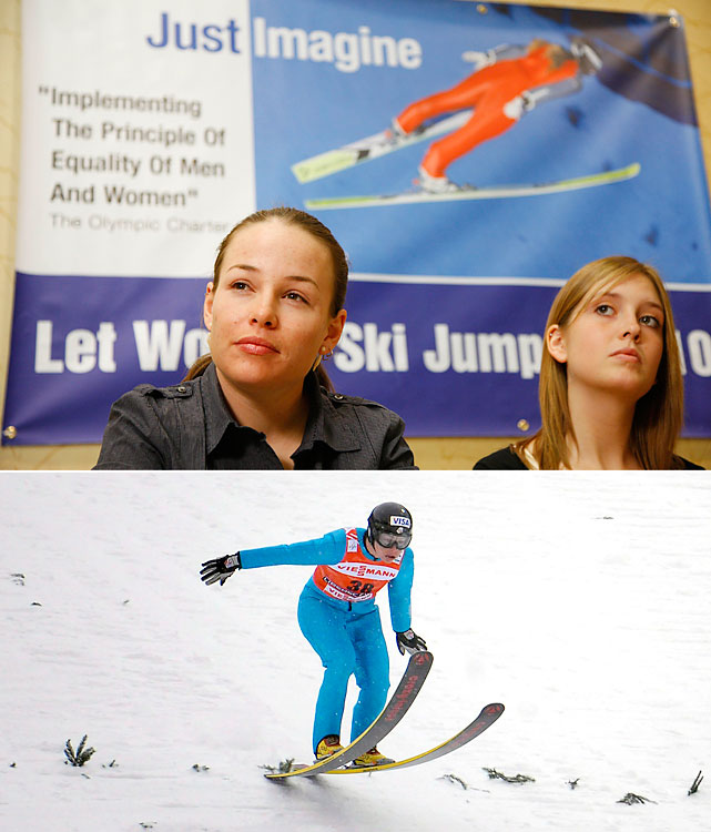 Several new sports made the Winter Olympic program for 2014, including ski halfpipe, ski and snowboard slopestyle and a team figure skating event. But the most newsworthy newcomer had to be women's ski jumping. The sport's biggest proponents had been fighting for years to join their male counterparts in the Olympics, including taking a lawsuit all the way to Canada's Supreme Court before the 2010 Vancouver Games.