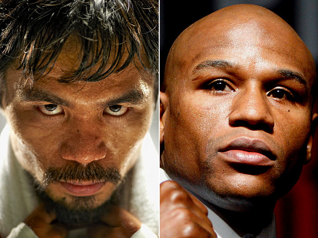 It's rare enough that boxing's two best pound-for-pound fighters toil in the same weight class. Even rarer that both are nearly the same age. So why haven't Pacquiao and Mayweather -- the best offensive and defensive fighters of this generation, respectively -- agreed to terms on what would certainly be the richest prizefight in history? It's a long story. Let's just hope the prolonged courtship ends with an actual showdown before they're past their primes.