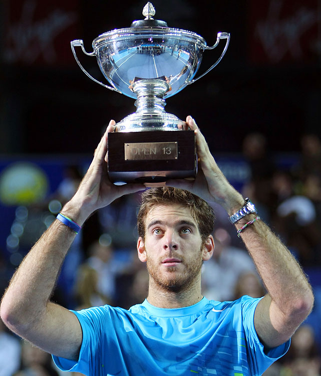 def. Michael Llodra 6-4, 6-4 ATP World Tour 250, Hard (Indoor), $512,750 Marseille, France