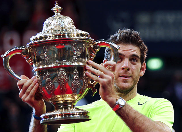 def. Roger Federer 6-4, 6-7 (5), 7-6 (3) ATP 500, Indoor Hard, €1,404,300 Basel, Switzerland