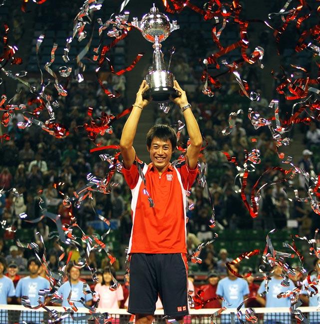 def. Milos Raonic 7-6(5), 3-6, 6-0 ATP 500, Hard, $1,280,565 Tokyo