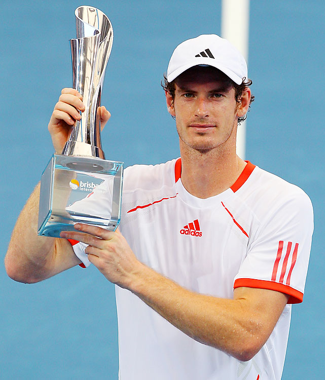 def. Alexandr Dolgopolov 6-1, 6-3 ATP World Tour 250, Hard, $434,250 Brisbane, Australia