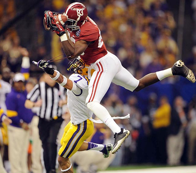 With Marquis Maze injured, Kevin Norwood and other Alabama receivers have stepped up to fill the void.