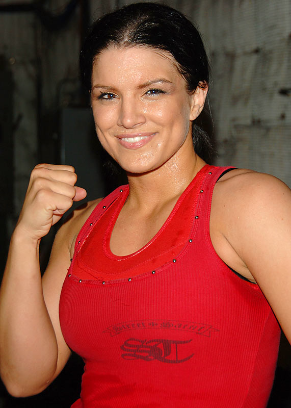 Gina Carano nude (18 pictures), foto Fappening, Instagram, butt 2020