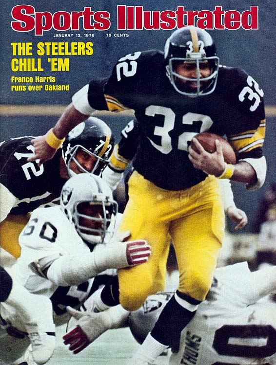 What had been a defensive struggle turned into an offensive battle in the fourth quarter. The Steelers got on the board first in the final frame, getting a touchdown from Franco Harris to take a 10-0 lead. Oakland responded with a touchdown of its own, but Pittsburgh quickly cancelled it out to take a 16-7 lead. The Raiders cut their deficit to 16-10 with less than a minute left and recovered the ensuing onside kick, but came up 15 yards short on a Hail Mary attempt.