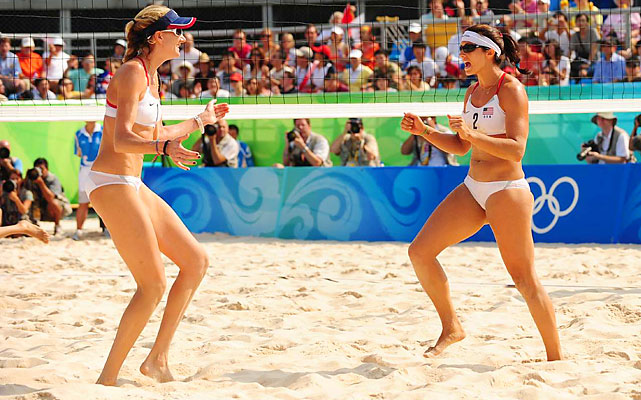May-Treanor and Walsh have all but sewn up their third straight Olympic berth together. The 2004 and 2008 Olympic champions each took time off in 2009 and 2010, but they returned to the professional tour in 2011 and finished the year ranked No. 2 in the world behind the Brazilian world champions.