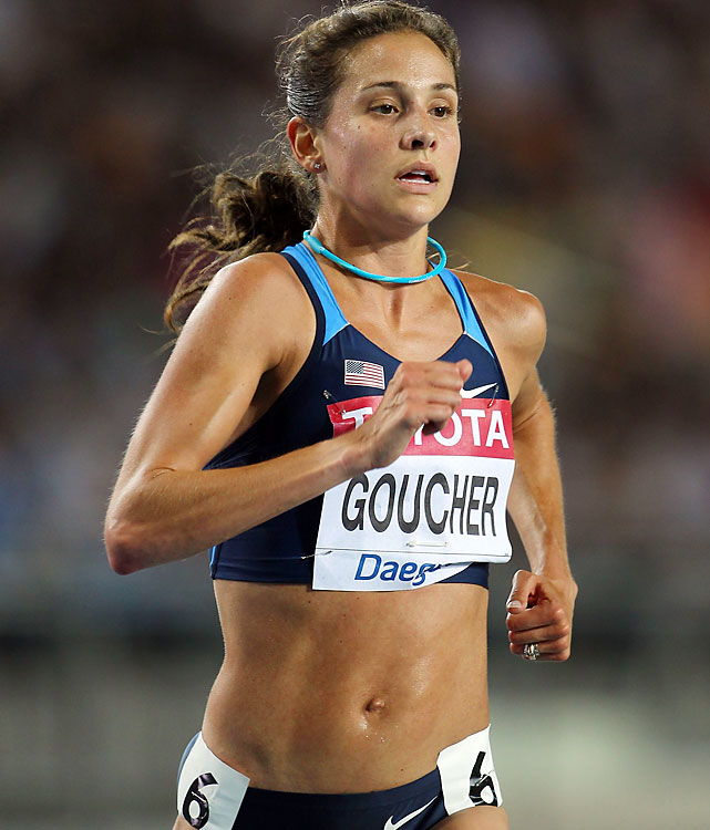 Like Flanagan, Goucher eyes an increase in distance from the Beijing Olympics, where she was ninth in the 5,000 and 10th in the 10,000. She became a mother in 2010 --   but still trained on the day she gave birth   -- and returned to marathoning in 2011 with a personal-best 2:24:52 in Boston. Goucher owns the second-fastest qualifying time behind Davila.