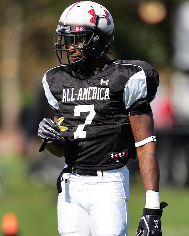 High School:  Arnold (Fla.)  Height:  6-4  Weight:  215 Another five-star member of `Bama's loaded 2012 haul, Williams served as a multi-purpose threat for 5-5 Arnold. He played quarterback, wide receiver and safety, displaying speed and athleticism that should translate well to the next level. He committed to Alabama over in-state Florida and Florida State in August.