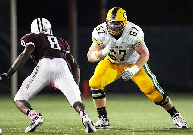 High School:  St. Edward (Ohio)  Height:  6-5  Weight:  300 An Ohio State commit until the Jim Tressel scandal, Kalis switched his intent to archrival Michigan in July. He's a proven winner. The son of former Minnesota Vikings' tackle Todd Kalis helped St. Edward to a 23-4 mark since 2010.