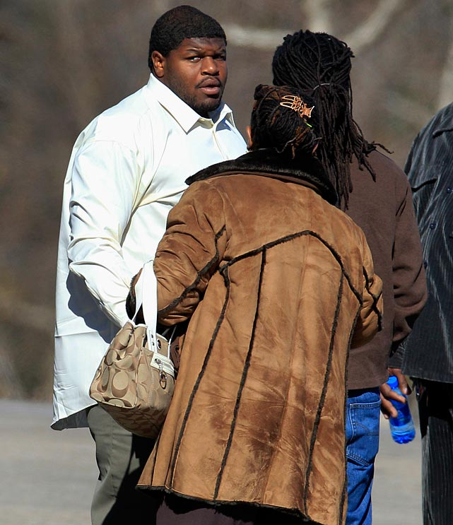 Dallas defensive end Jerry Brown died in a car accident on Dec. 8. The driver, Brown's teammate Josh Brent (pictured), has since been charged with intoxicated manslaughter and could face up to 20 years in prison.