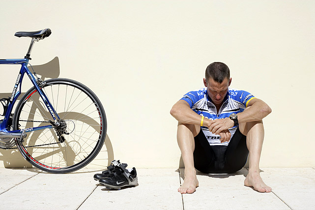 "On August 23 the U.S. Anti-Doping Agency announced that it was stripping Lance Armstrong of his record-seven Tour de France titles and barred him for life from the sport after concluding he used banned substances. Armstrong said he would no longer challenge USADA and declined to exercise his last option by entering arbitration. He denied again that he ever took banned substances in his career, calling USADA's investigation a ""witch hunt"" without any physical evidence.  On October 22 the International Cycling Union (UCI), cycling's governing body, said that it had officially stripped Armstrong of his seven titles and banned him from cycling for life.  ""He deserves to be forgotten,"" UCI President Pat McQuaid said of Armstrong."