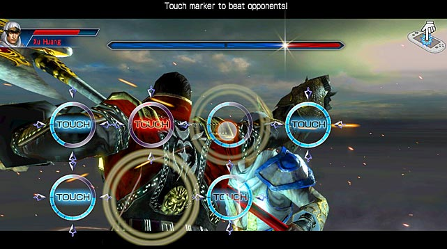 Dynasty Warriors is strategy based game where you're fighting your way across feudal China in a series of missions focused on attacking and defending bases. Within each mission you'll control fighters with different abilities, guiding them into third-person combat against waves of enemies and bosses. Dynasty Warriors does a great job integrating the Vita touch controls, using them in quick-hitting standalone moments and as special combat moves against more powerful opponents. The immersive controls work well with impressive visuals making Dynasty Warriors an unexpected surprise.   Score: 8.5 out of 10