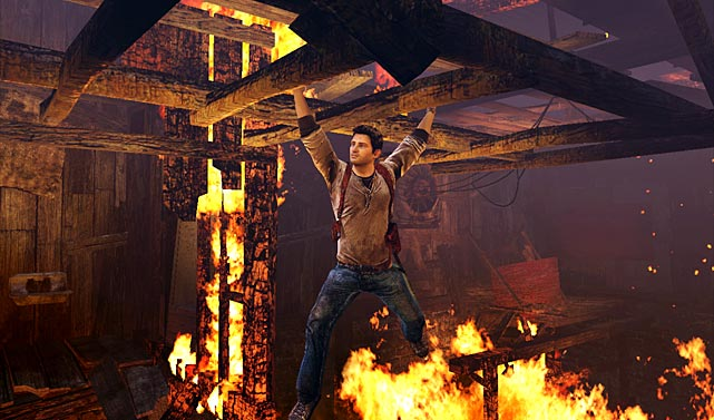 Golden Abyss put you in control of adventurer Nathan Drake in an engaging single-player campaign. The graphics in Golden Abyss aren't quite as amazing as what we've seen on the PS3, but they're still very impressive in showing off the Vita's OLED screen. There's plenty of puzzle solving and searching around for collectables to keep you busy between the action segments. The game makes good use of Vita's touch controls, putting them into play in contextually relevant parts of the game. Golden Abyss is without a doubt one of the games you'll want to start your Vita game collection with.  Score: 9 out of 10