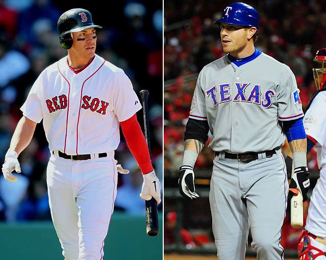 We talked about both of these guys at great length a few weeks ago, so I won't repeat everything here. If you want to read the full story on why I think  both are overvalued . To sum up the argument, outfield is as deep as it has ever been. Ellsbury had a monster year last year, and while he very may well duplicate it this season, I'm unwilling to use my first pick on him betting that he goes 30/30/100/100 again. For Hamilton, his health is simply too great a question to take him at his current ADP of 31.61 given the depth in the outfield pool.