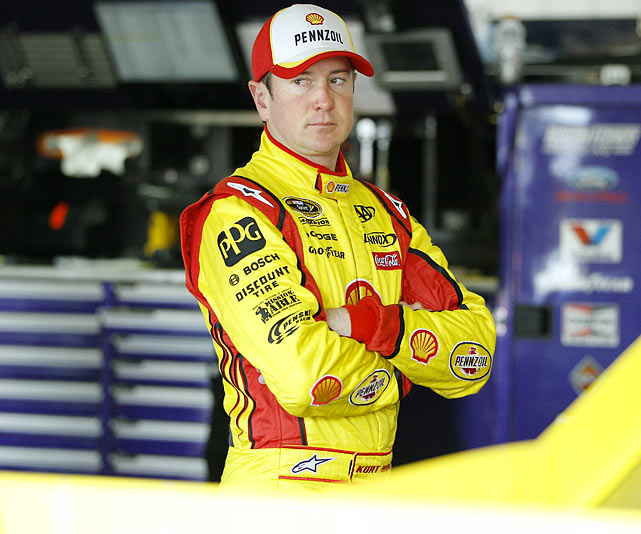 The only NASCAR driver on the list, Busch rounds out the top-10 with a 42 percent dislike rate, likely stemming from the rants that got him dropped from his racing team last season.