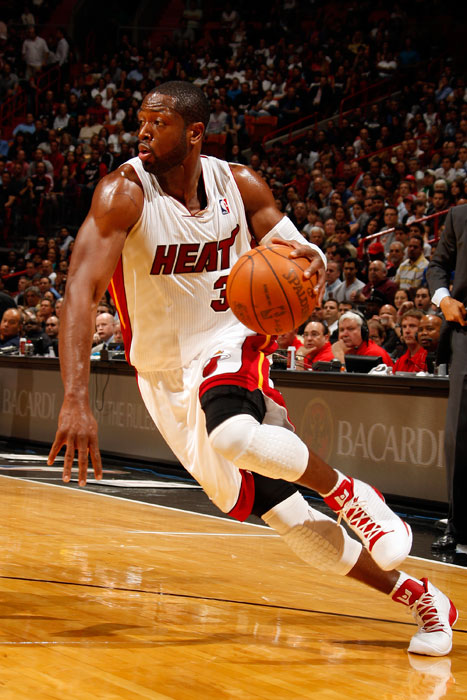 G, Miami Heat Eighth All-Star nod