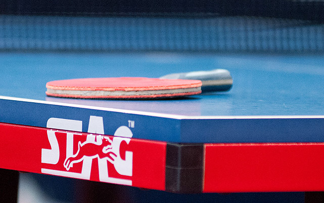 Between Feb. 9-12, 56 American table tennis hopefuls descended on Cary, N.C., to participate in the U.S. Olympic table tennis trials. The goal? To secure one of eight berths (four for men; four for women) in the North American table tennis trials. Here are some of the best shots.