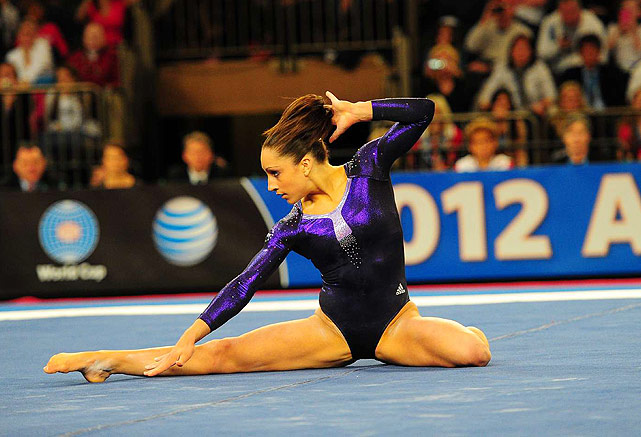 """It feels amazing to win my third American Cup,"" Jordyn Wieber said after the competition. ""I'm really excited to get started with the Olympic year."""